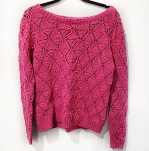 Tommy Hilfiger | chunky knit sweater